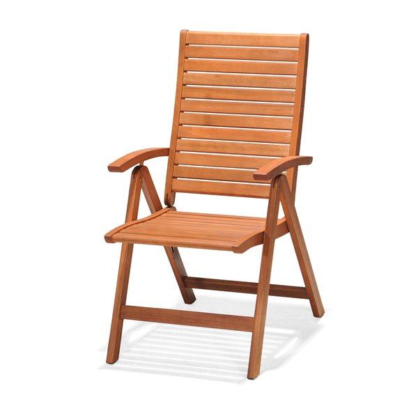 ORLA Sudedama kėdė