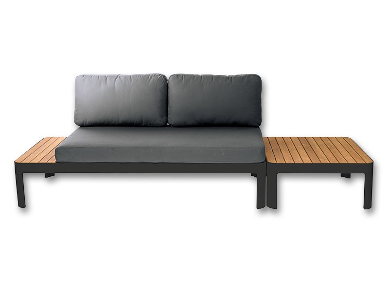 PORT  - Sofa Pilka