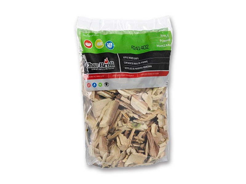 Char-Broil Apfel dūminimo mediena