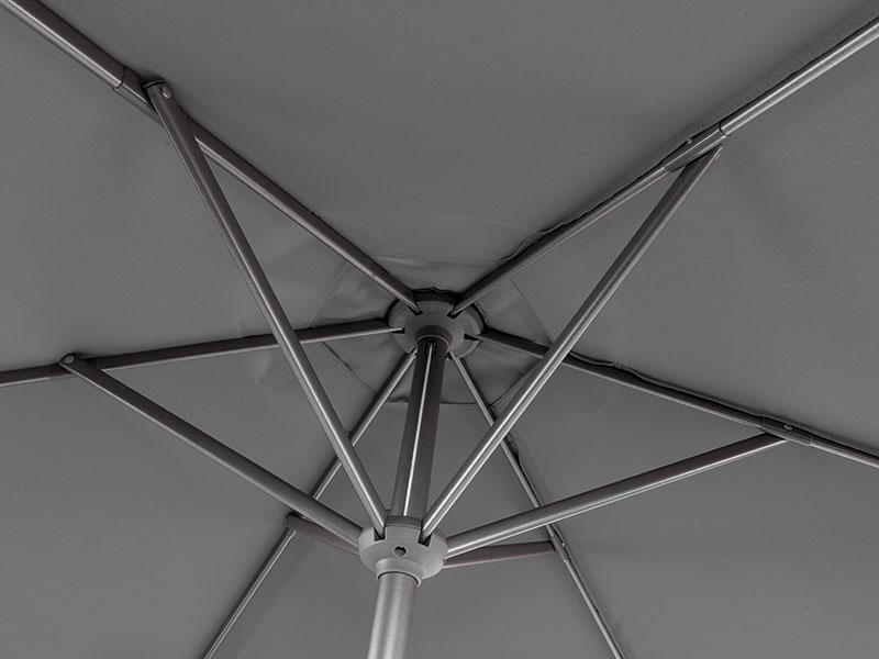 Lauko skėtis BORN Pilka