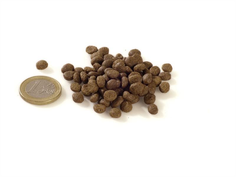Jaunikliams kačiukams Antiena & Vištiena - 1,5 kg
