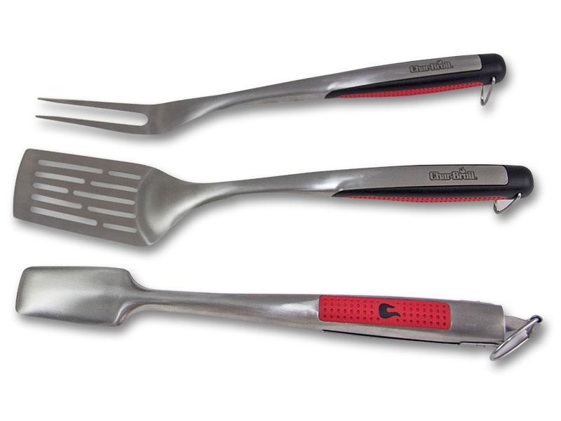 Char-Broil griliavimo įrankiai