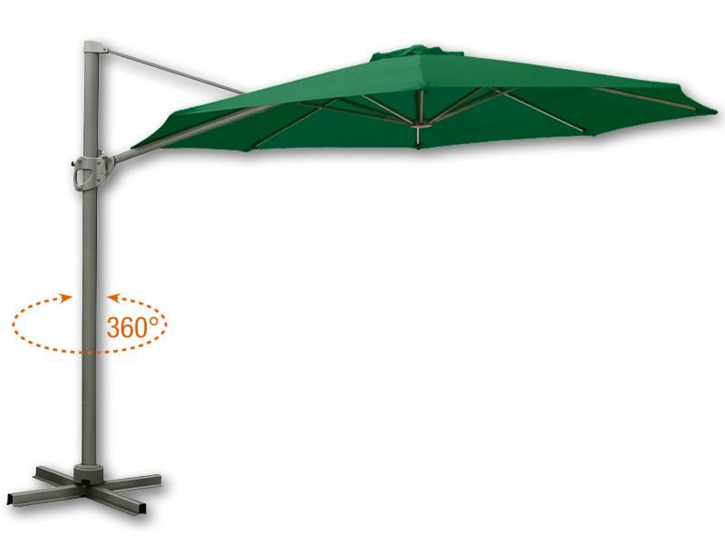 Lauko skėtis BORN Žalias