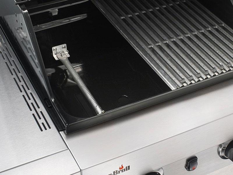 Char-Broil Prof 2200S kepsninė grilius