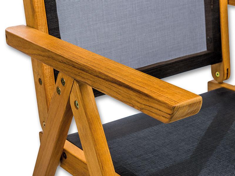 VENI Sudedama kėdė