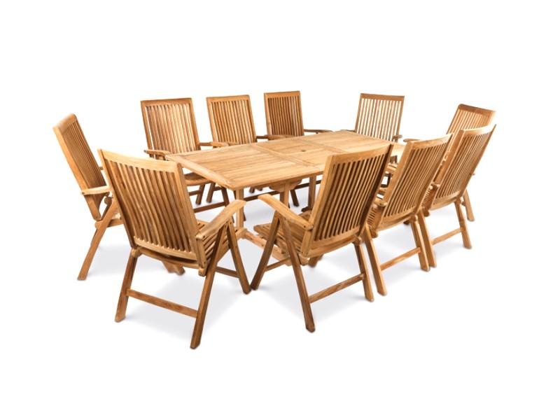GENT Išplečiamas stalas