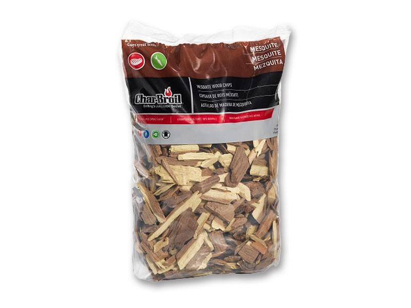 Char-Broil Mesquite dūminimo mediena