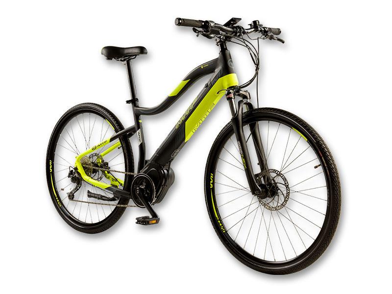 """Elektrinis hibridinis CROSS 5.0 dviratis 18""""/20"""""""