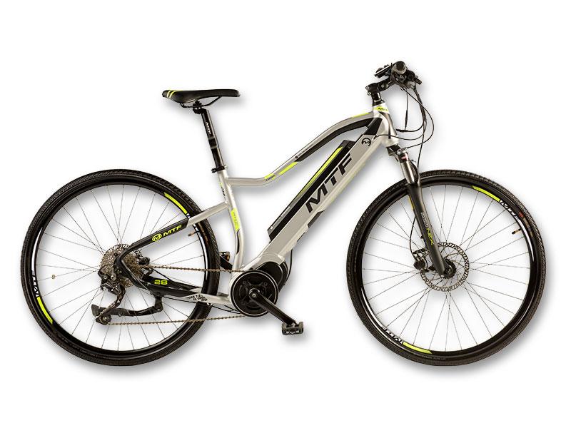 """Elektrinis hibridinis CROSS 7.0 dviratis 18""""/20"""""""