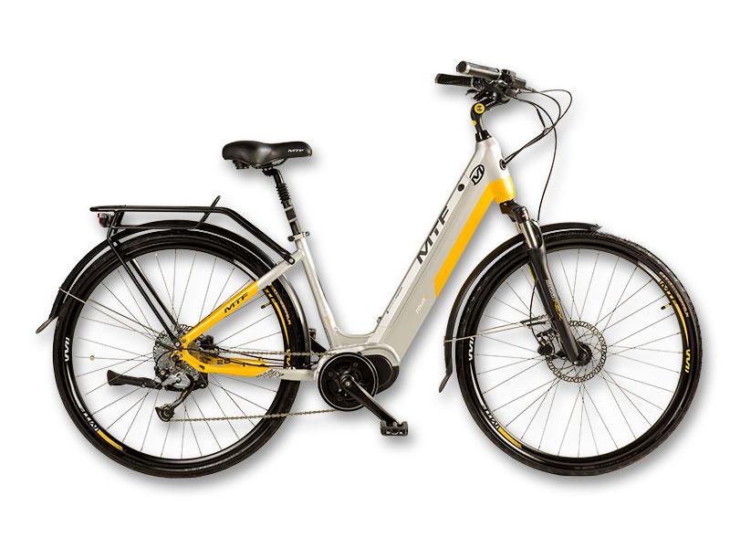 """Elektrinis miesto CITY TOUR 5.0 dviratis 17""""/19"""""""