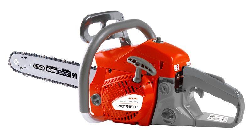 Benzininis grandininis pjūklas Patriot 4010