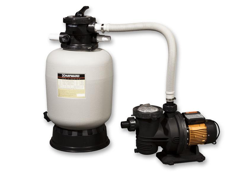 Baseino smėlio filtras Hayward 7m3/h
