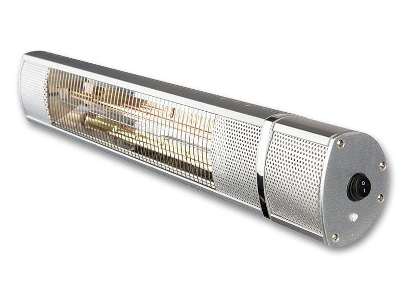 Infra raudonųjų spindulių šildytuvas NEAP su nuotoliniu valdymo pulteliu