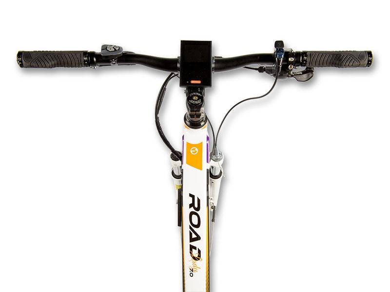 "Elektrinis turistinis/plento TREKKING/ROAD Moteriškas 7.0 dviratis 17""/19"""