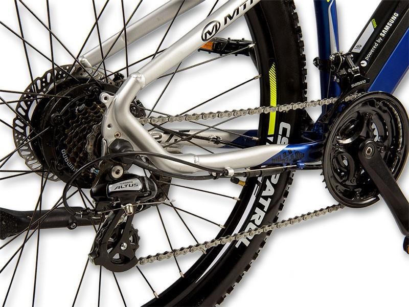 "Elektrinis kalvų MTB 3.0 dviratis 18""/20"""