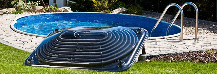Baseinų vandens šildytuvai