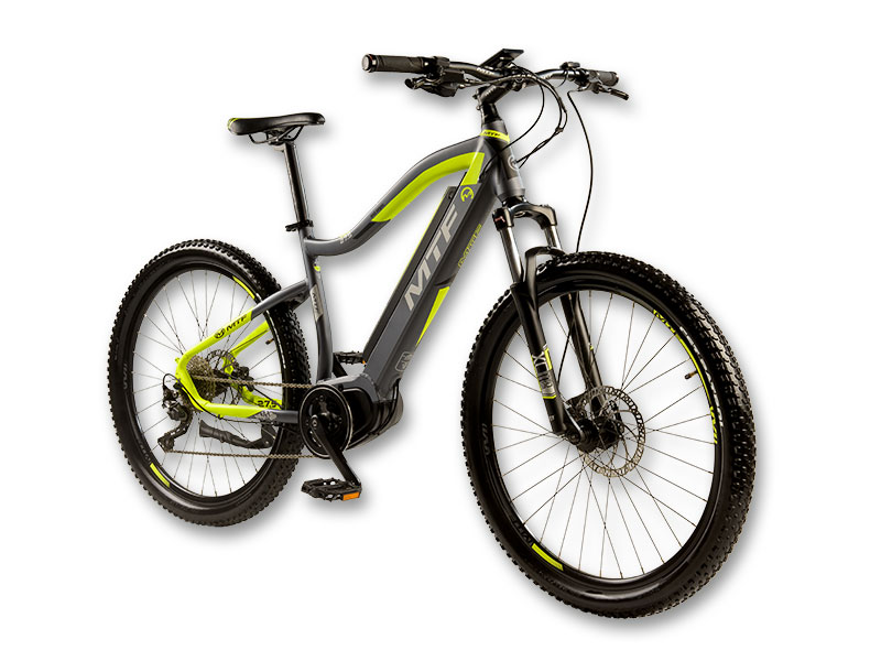 "Elektrinis kalvų MTB 7.0 dviratis 17""/19"""