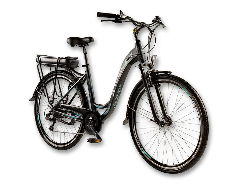 """Elektrinis miesto CITY TOUR 1.0 dviratis 17""""/19"""""""
