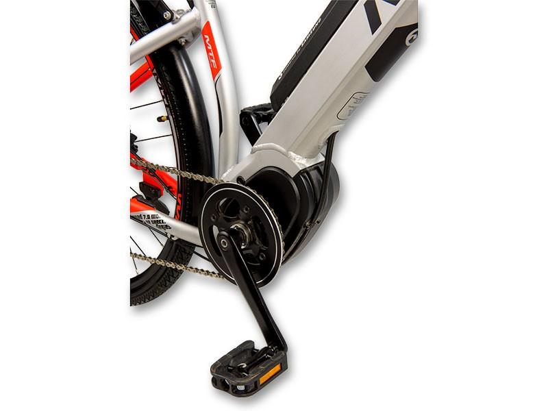 "Elektrinis turistinis/plento TREKKING/ROAD 7.0 dviratis 18""/20"""
