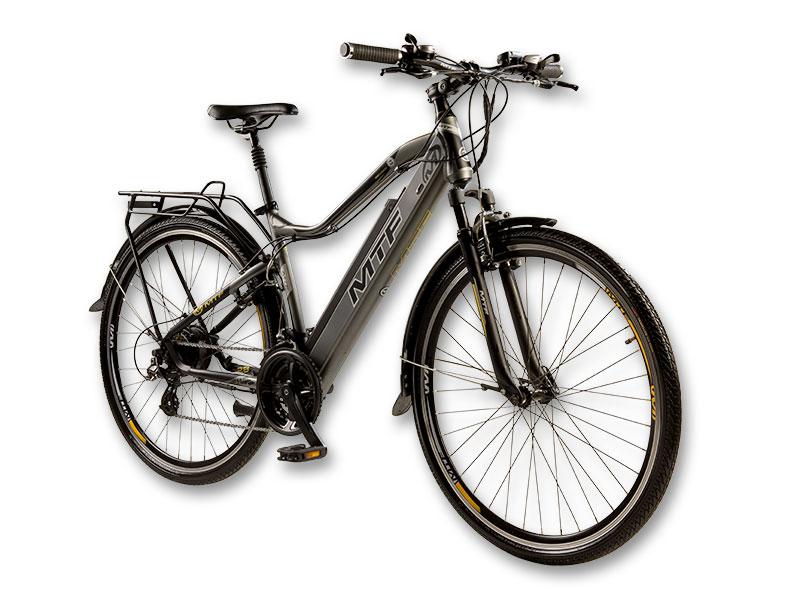 "Elektrinis turistinis/plento TREKKING/ROAD 3.0 dviratis 18""/20"""