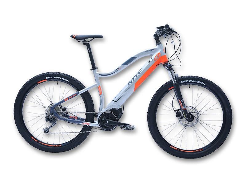 "Elektrinis kalvų MTB 5.0 dviratis 18""/20"""