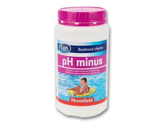 PH minus granulės 1.5 kg.